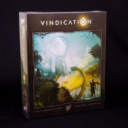 Vindication - EN (Orange Nebula)