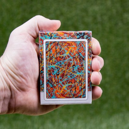 Pollock Artistry deck - karty