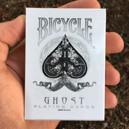 Ghost White (Bicycle & Ellusionist)