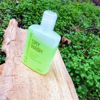 Dry Wash - antibakteriální suché mýdlo 100ml