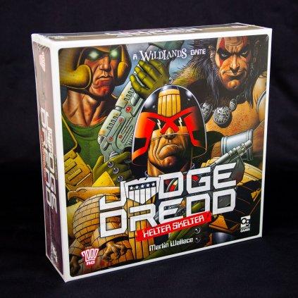 Judge Dredd: Helter Skelter - EN (Osprey Games)