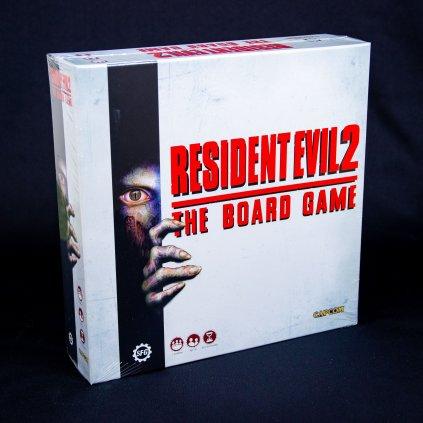 Resident Evil 2: The Board game - EN (SFG)