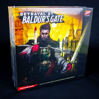 Betrayal at Baldur's Gate - EN (Avalon Hill)