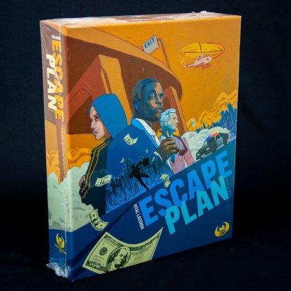 Escape Plan CZ/ENG (Eagle Gryphon)
