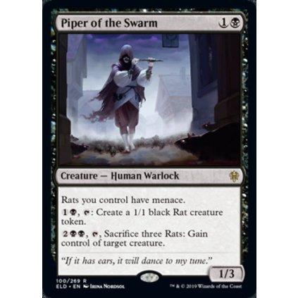 Foil: Piper of the Swarm - kusovka (ELD)