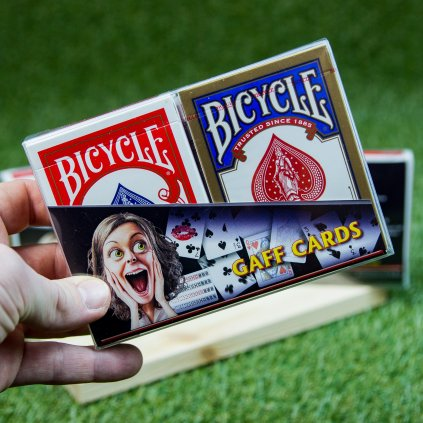 Bicycle Gaff cards (Bicycle)