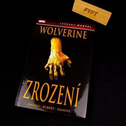 Wolverine: Zrození (Crew)