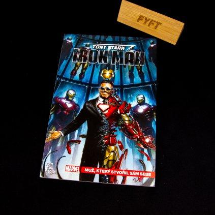 Tony Stark: Iron Man 1 - Muž, který stvořil sám sebe (Crew)