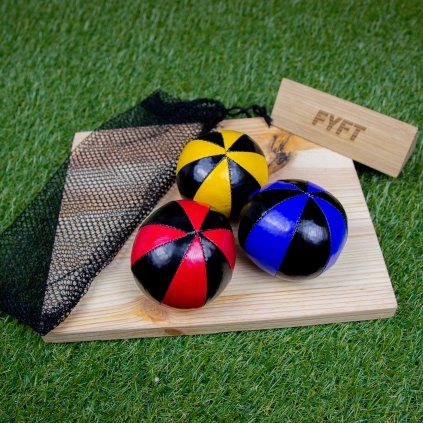 Sada 3 žonglovacích míčků (Acrobat)