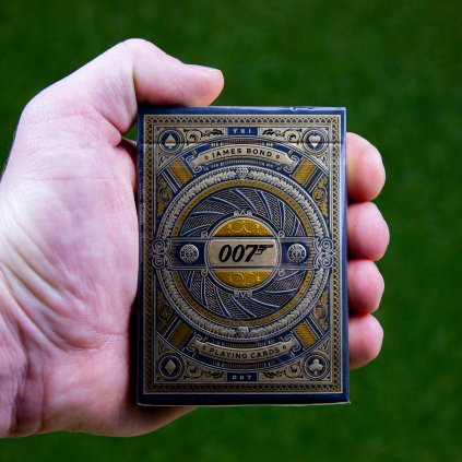 James Bond 007 - karty (Theory11)
