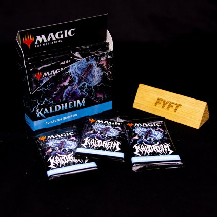 Kaldheim Collector Booster (Magic: The Gathering)
