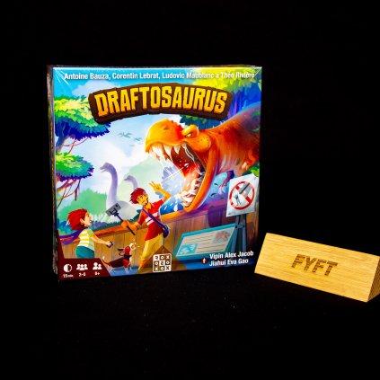 Draftosaurus - CZ (REXhry)