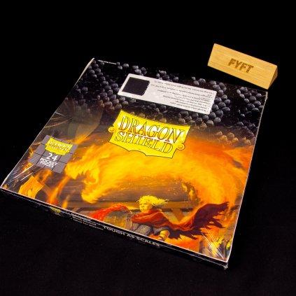 Dragon Shield 24 pocket page - Clear