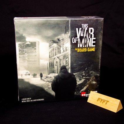 This War of Mine: The Board Game - EN (Galakta Games)