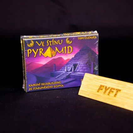 Ve stínu pyramid (BoardBros)
