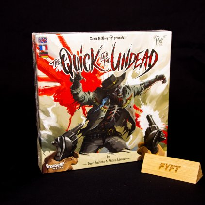 The Quick and the Undead - EN (Inside Up Games)
