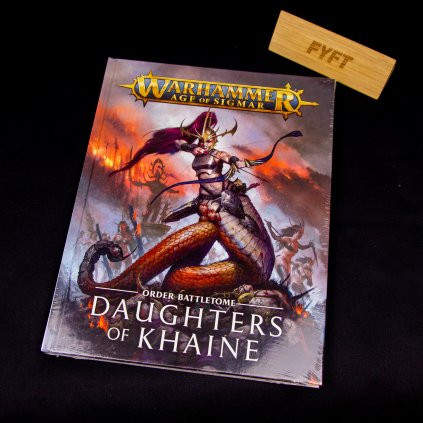 Warhammer Age of Sigmar: Battletome - Daughters of Khaine (2021)