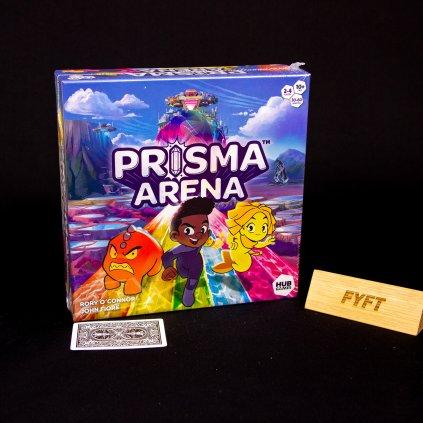 Prisma Arena - EN (Hub Games)