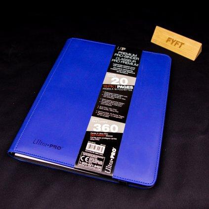 Album na karty Ultra Pro - Premium Pro-Binder (modrá)