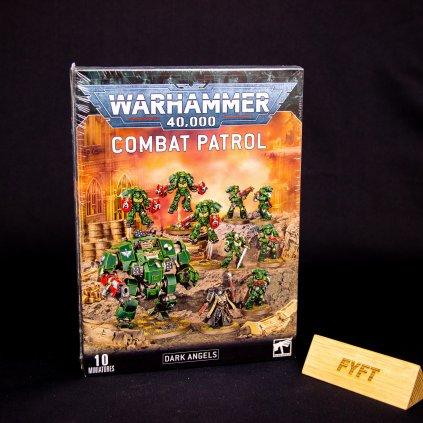 Warhammer 40000: Combat Patrol Dark Angels