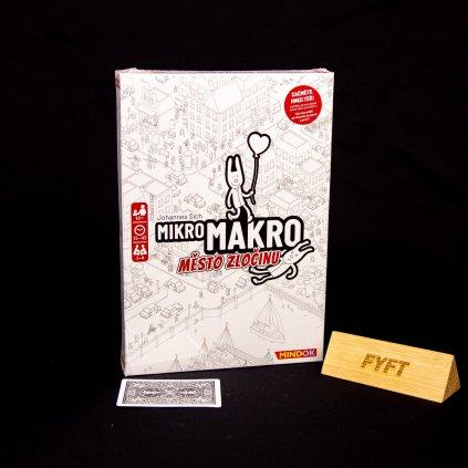 MikroMakro: Město zločinu (Mindok)
