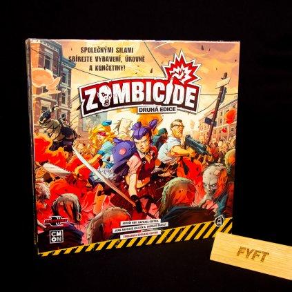 Zombicide: 2. Edice (Blackfire)
