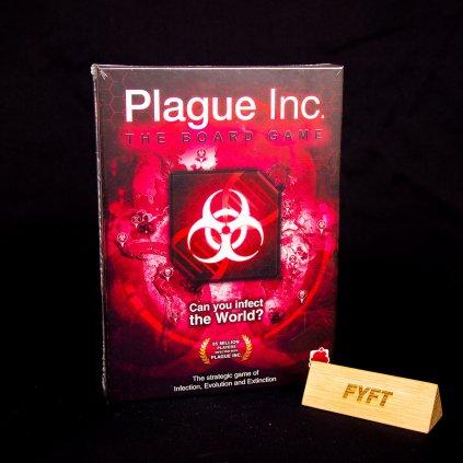 Plague Inc.: The Board Game - EN (Ndemic Creations)