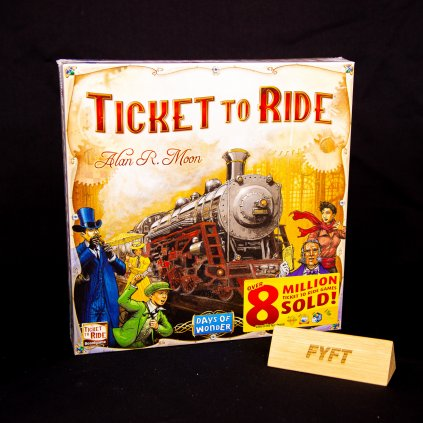 Ticket to Ride - EN (Days of Wonder)