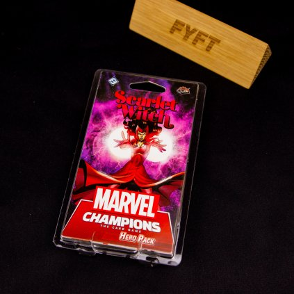 Marvel Champions: Scarlet Witch Hero Pack - EN (FFG)