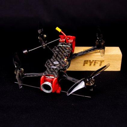 Crocodile Baby Long Range 4S s Crossfire (GEPRC) - BNF drone