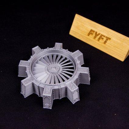 3D Ventilační šachta (FYFT)
