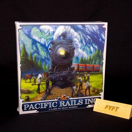 Pacific Rails Inc. - EN (Vesuvius Media)