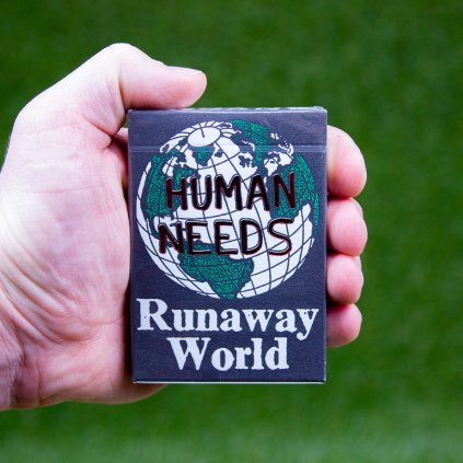 Runaway world - karty (Anyone)