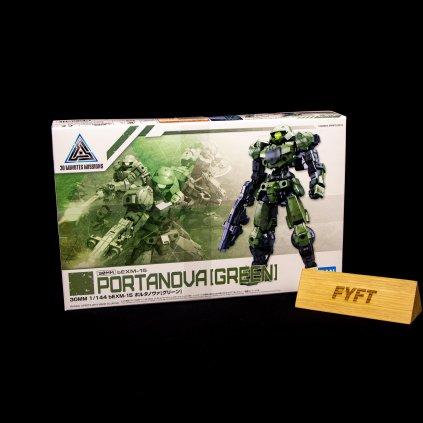 30 Minutes Missions: bEXM-15 Portanova Green (Bandai)