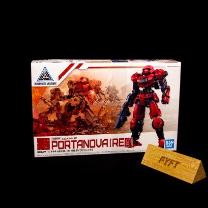 30 Minutes Missions: bEXM-15 Portanova Red (Bandai)