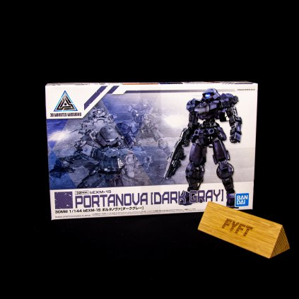 30 Minutes Missions: bEXM-15 Portanova Dark Grey (Bandai)
