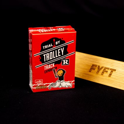 Trial By Trolley: R-Rated Track Expansion - EN (Lucky Duck Games)