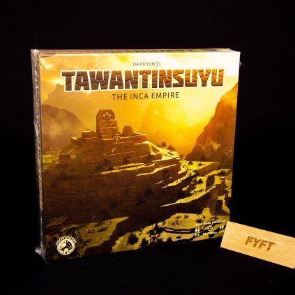 Tawantinsuyu: Říše Inků - CZ (Board&Dice)