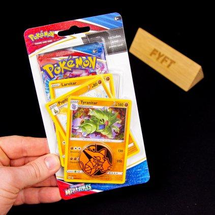 Pokémon: Sword & Shield 5 - Battle Styles Premium Checklane Blister