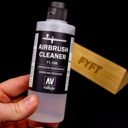 Vallejo 71.199 Airbrush Cleaner 200ml