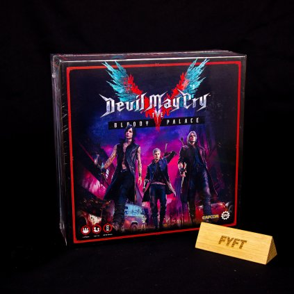 Devil May Cry: The Bloody Palace - EN (SFG)