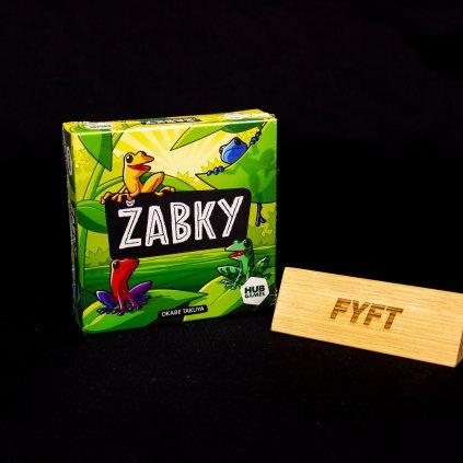 Žabky (Hub Games)