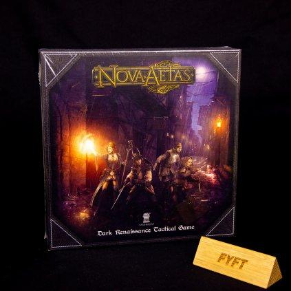 Nova Aetas - EN (Ludus Magnus Studio)