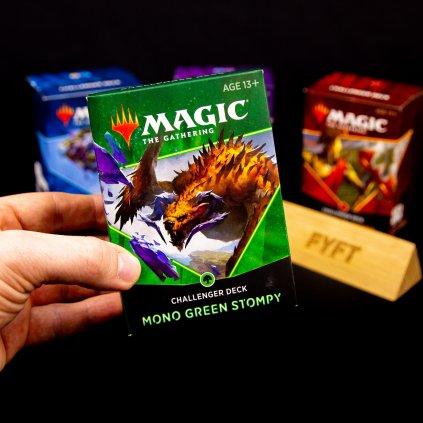 MTG: Challenger Deck 2021 - Mono Green Stompy (Magic: The Gathering)