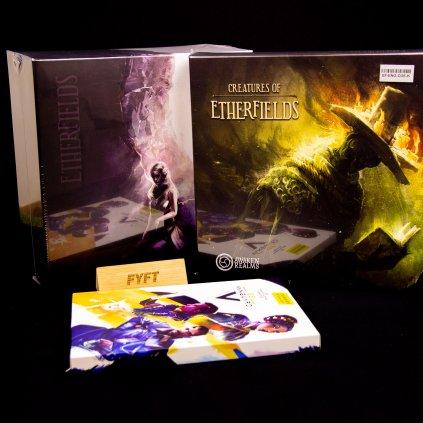 Etherfields - Kickstarter - EN (Awaken Realms)