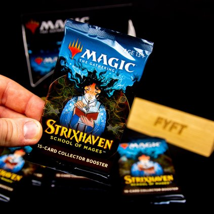 Strixhaven: School of Mages Collector Booster (Magic: The Gathering)