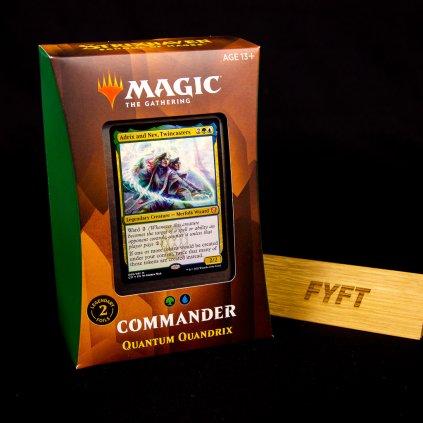 Quantum Quandrix - Strixhaven: School of Mages Commander Deck (Magic: The Gathering)
