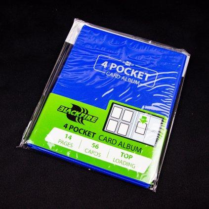 Album na karty 4 Pocket (Blackfire)