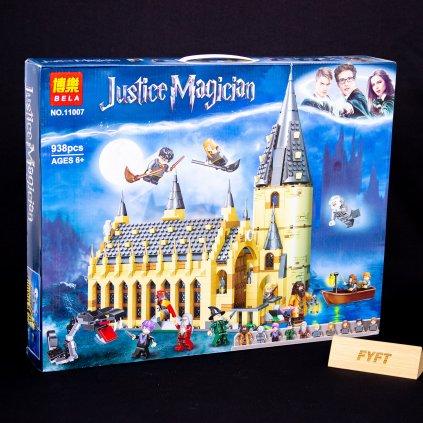 Stavebnice Justice Magician