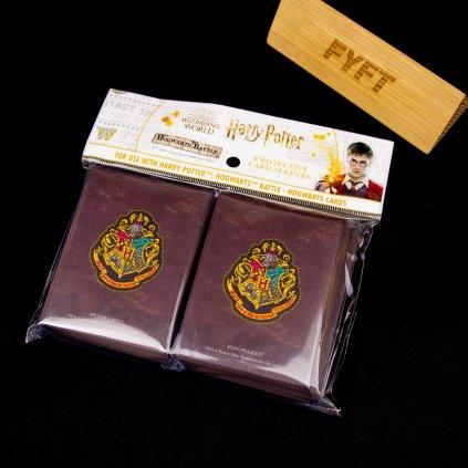 Harry Potter: Hogwarts Battle (66 x 91mm, 160ks) - obaly na karty